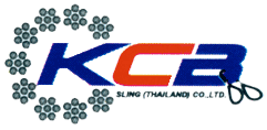 KCB Sling Thailand - จำหน่ายรอก ลวดสลิง โซ่ และอุปกรณ์ยก